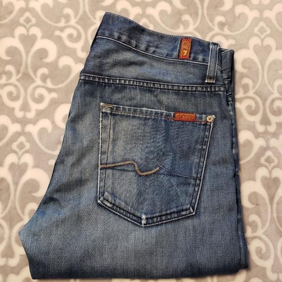 7 For All Mankind, Brett Men's jeans, 32